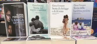 Elena Ferrante, mistero sul titolo dell'ultimo libro