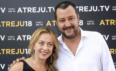 Salvini e Meloni contro il cd coprifuoco lombardo