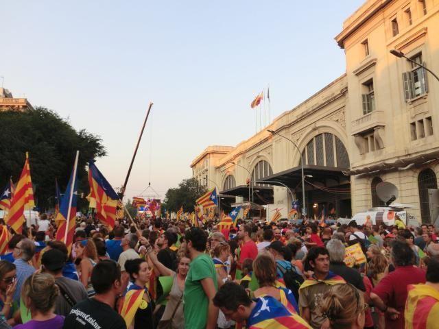 Indipendentisti catalani condannati