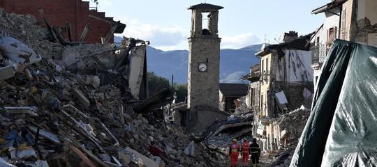 Cosa ci dicono (che non sappiamo già) i terremoti più forti d'Italia