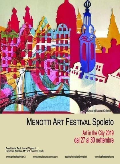 Al Menotti Art Festival premiati due pugliesi