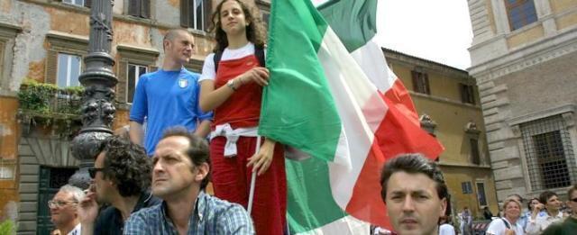 Orgogliosi di essere 'Italiani'