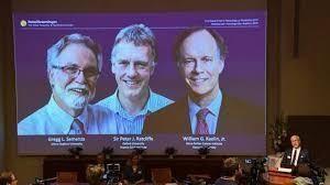 Nobel per la Medicina 2019