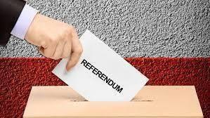 Referendum si referendum no