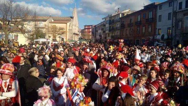50 anni del carnevale castelveterese