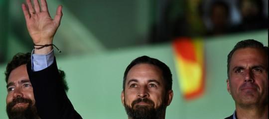 Il partito di estrema destra che sta conquistando la Spagna