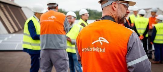 """ArcelorMittal ha definito 'costruttivo' l'incontro con Conte: """"Presto un accordo"""""""