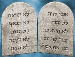 Il comandamento mancante nel Decalogo
