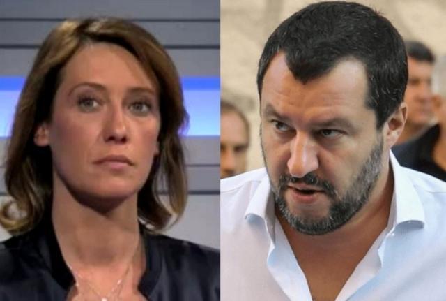 Ilaria Cucchi querela Salvini.
