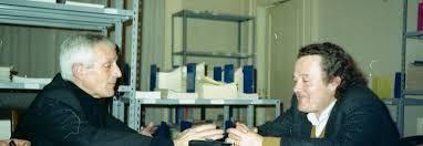 Nicola Magrone alla sede di Italia Giusta secondo la Costituzione di Modugno