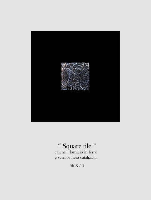 Vincenzo De Sario: Sofisticate sculture in acciaio dalle forme geometriche