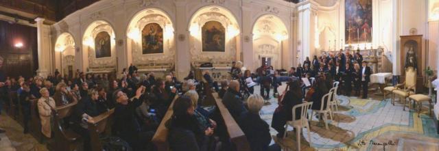 Bari: a San Giacomo Concerto Mariano