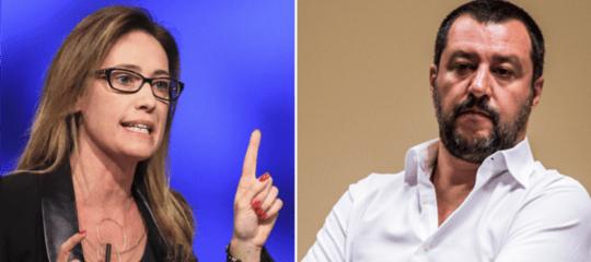 """Ilaria Cucchi lo querela. Salvini: """"Me ne farò una ragione"""""""