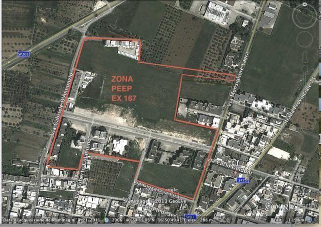Esclusivo! Zona 167 di Acquaviva delle Fonti: contenziosi senza fine dopo 44 anni di sofferenze