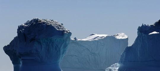 ghiacci della Groenlandia si sciolgono 7 volte più velocemente rispetto a 30 anni fa