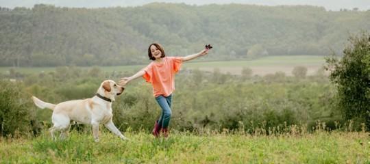I cani non si legano solo all'uomo. Uno studio