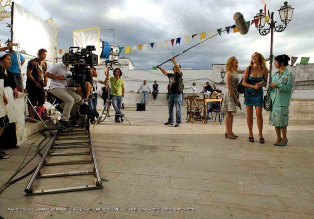 La Puglia sta diventando la  Cinecittà del cinema italiano e internazionale
