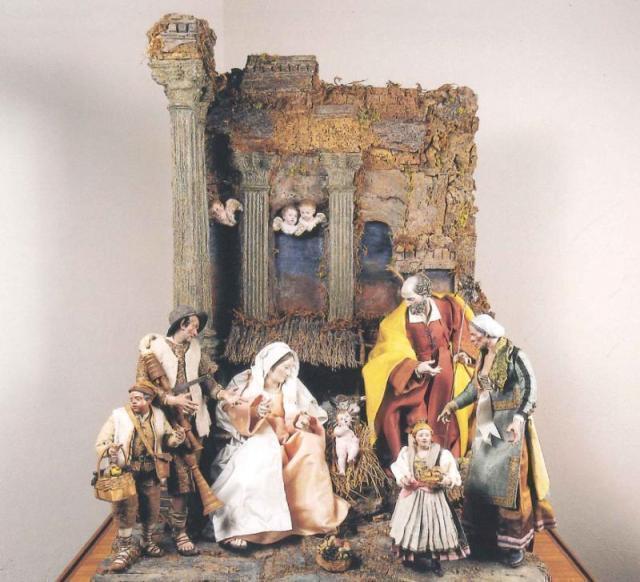 Pinacoteca metropolitana: l'8 dicembre matinée musicale natalizio
