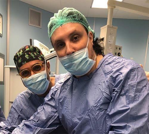 """Tumore ovarico di kg. 20 asportato  in ginecologia oncologica dell'ospedale """"F. Miulli"""""""