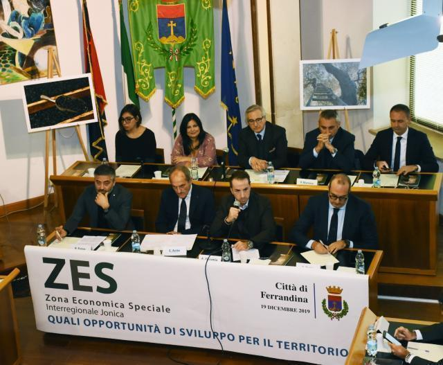 ZES Jonica: necessari tempi e risorse certe
