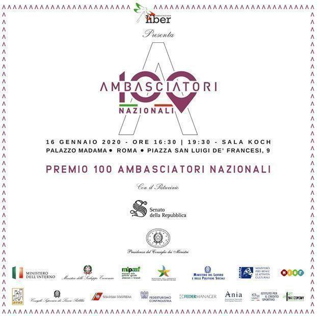 """Senato, premio """"100 ambasciatori nazionali"""": Calabria in lizza"""