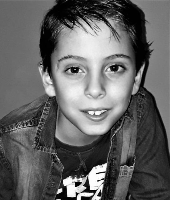 Il giovanissimo Giorgio Marchegiani atteso a Napoli.Quando in Puglia?
