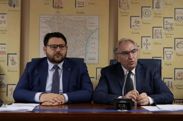 Prima Commissione, auditi sindaci Materano su Unioni dei Comuni
