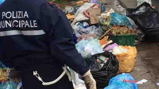 Controlli sui rifiuti, al via gli accertamenti della polizia giudiziaria