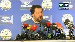 """Salvini commenta il voto in Emilia Romagna : """"Ci ho messo sangue e anima"""""""