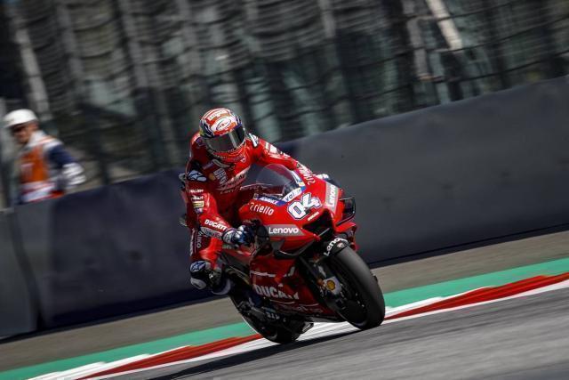 """MotoGP, Dovizioso punta il Mondiale: """"Nessuno è imbattibile"""""""