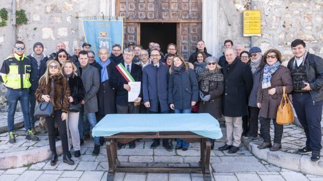 Piemontese:  San Nicandro garganico proprietario dello storico castello