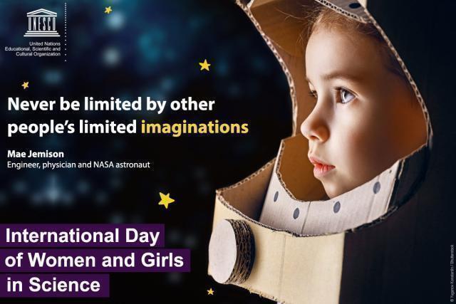 # L'11 febbraio si celebra la Giornata mondiale delle donne nella scienza