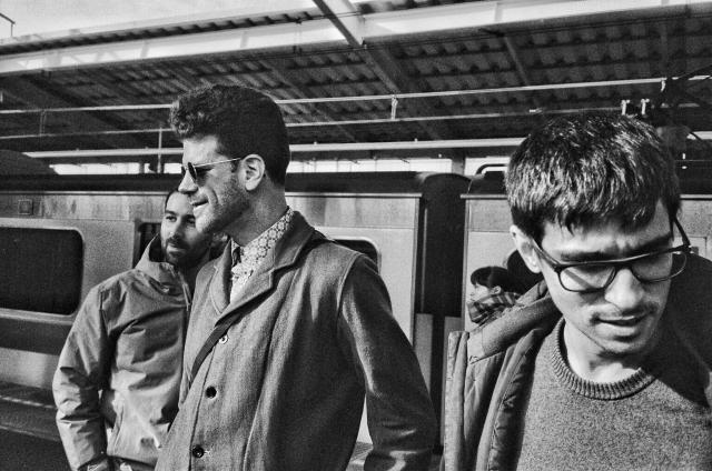 """Ricardo Gomez e gli Star Rover presentano """"this whole emptiness"""""""