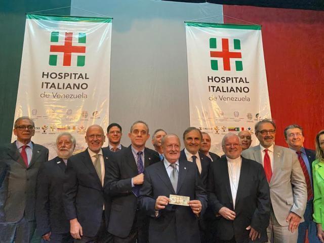 """Caracas: il Sottosegretario Merlo firma l'atto costitutivo della Fondazione """"Ospedale Italiano in Venezuela"""""""