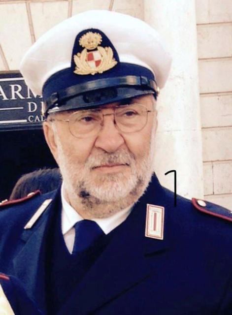 Addio a Felice Lomurno Sovrintendente Capo della Polizia locale