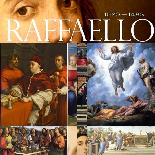 A 500 anni dalla morte di Raffaello. Il sublime e il mistero