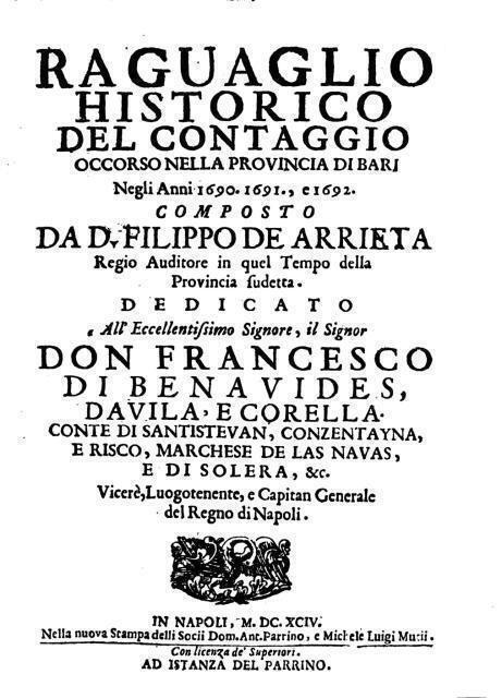 La peste a Bitonto nel VI secolo