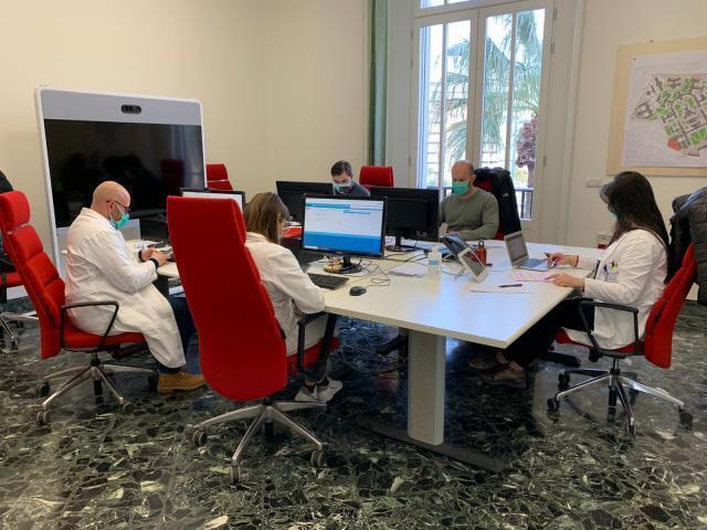 Rischio Covid, il Policlinico di Bari in prima linea nella tutela della salute dei lavoratori