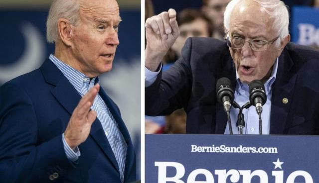 Sanders frena, Biden nuovo capolista