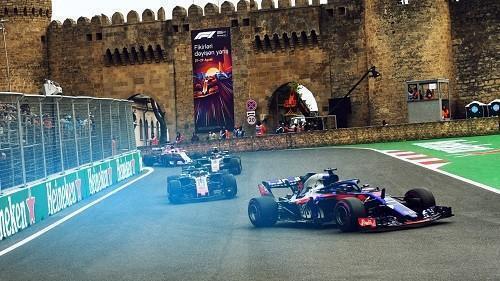 F1: rinviato anche il GP dell'Azerbaigian