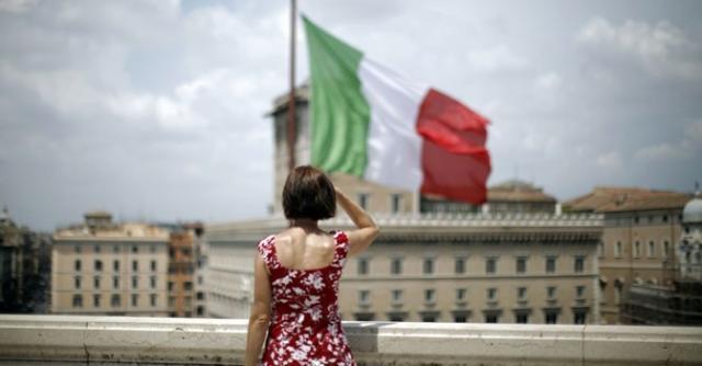""""""" …Un'Italia svegliata nel sonno e tenuta per mano solo dalla paura """""""