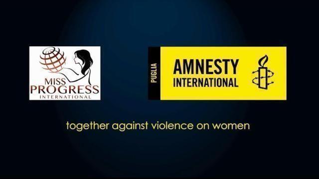 Miss Progress International: un video contro gli abusi sulle donne