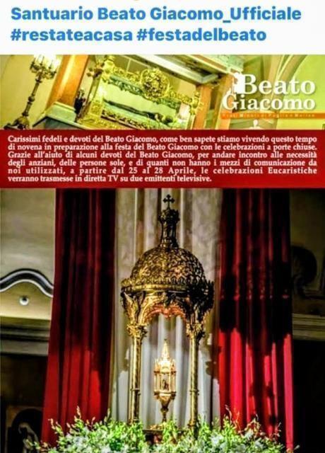Festa del Beato Giacomo a Bitetto