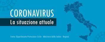 COVID – 19 – situazione sanitaria in Italia