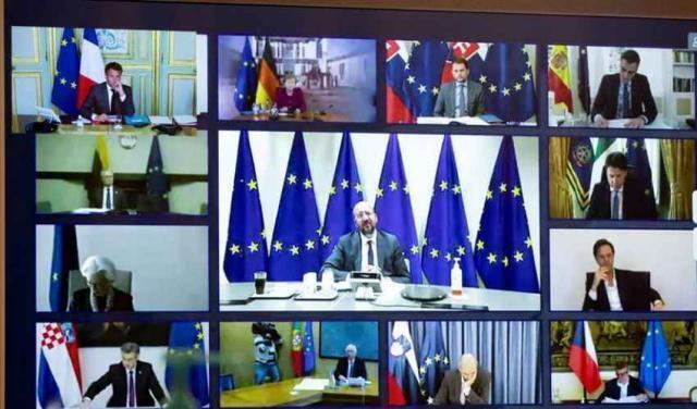 Il Consiglio Europeo annuncia l'accordo sul Recovery Fund