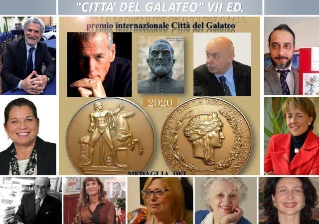 """Premio letterario internazionale """"Città del galateo – Antonio De Ferrariis"""" 2020"""