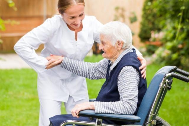 Servizi per anziani non autosufficienti