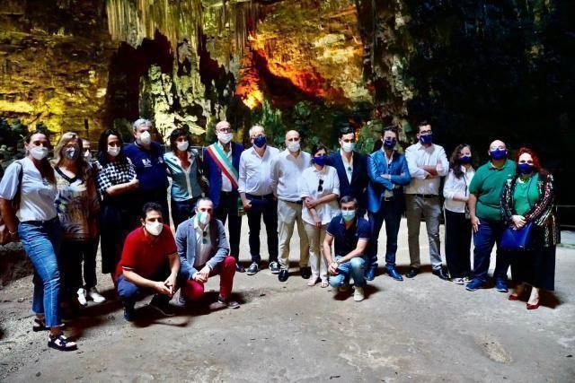 Grotte di Castellana ufficialmente riaperte