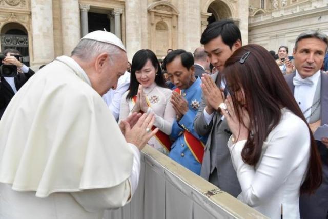 Papa: tra poverta' e clima e' tempo di giustizia riparativa