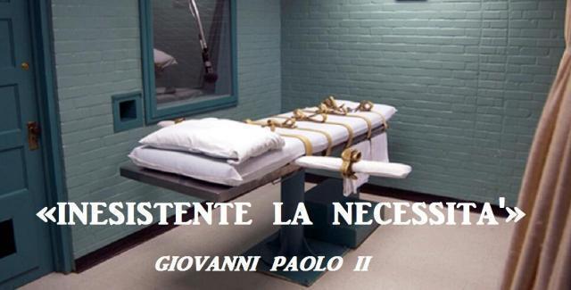 Fermare la barbarie della pena di morte sara' mai realta'?